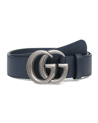 bb765d5a86f8 Quick Look. Gucci · Men's Running GG Leather Belt