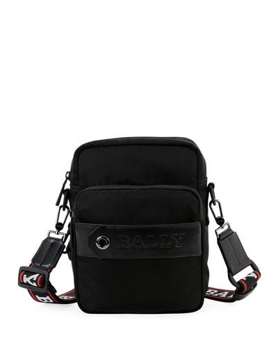 Men's Triller 0 Nylon Crossbody Bag