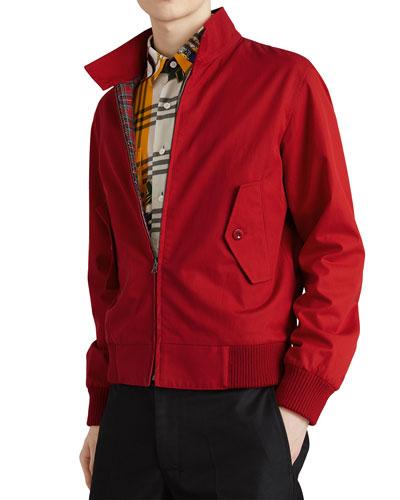 Men's Dalham Cotton Jacket