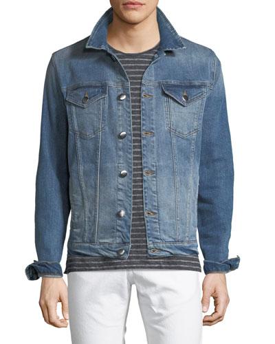 L'Homme Denim Jacket