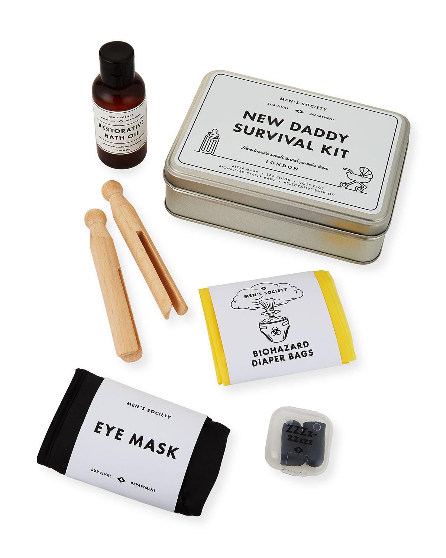Men's New Dad Survival Kit
