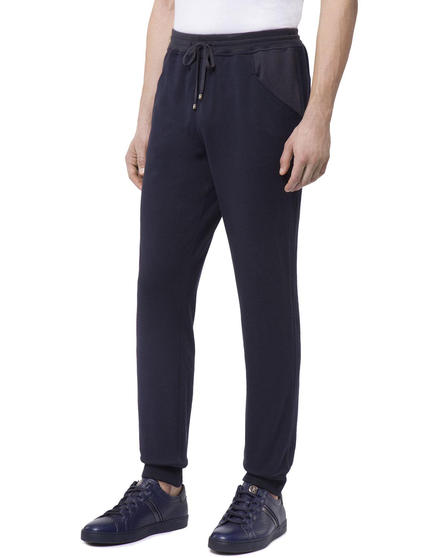 Men's Drawstring Jogger Pants