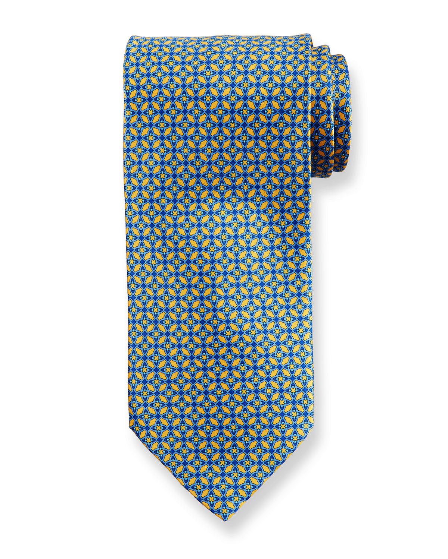 Kaleidoscope Silk Tie