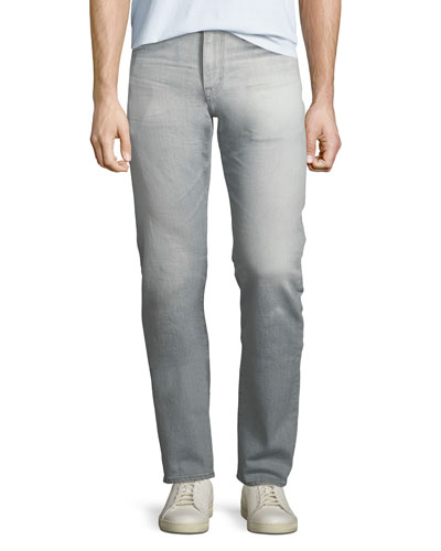 The Graduate Slim-Straight Jeans, 21 Years Outline