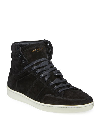 Men's SL/10H Suede High-Top Sneaker