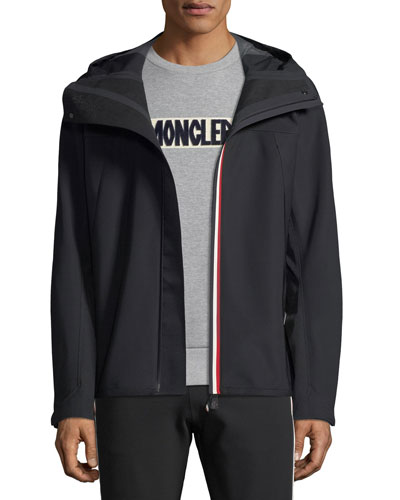 Men's Maglia Zip-Front Hoodie Jacket