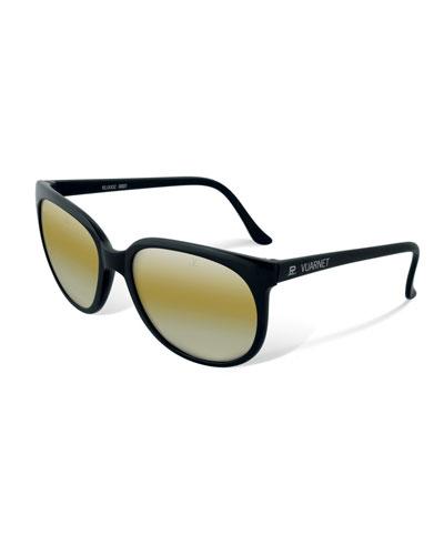 Men's Legend 02 Round Nylon Sunglasses