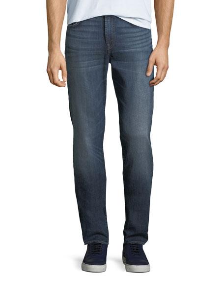 7 for all mankind Men's Adrien Slim Airweft Jeans