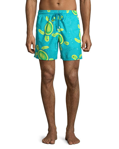 756e77a038 Quick Look. Vilebrequin · Men's Moorea Mosaic Turtles Swim Trunks