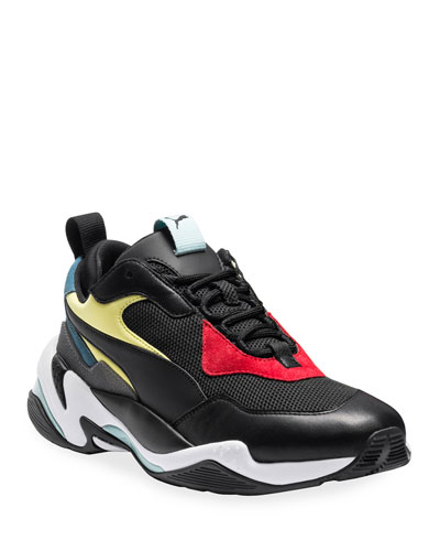 Men's Thunder Spectra Colorblock Sneaker