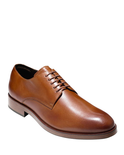 Men's Harrison Grand Leather Derby Shoe, Brown