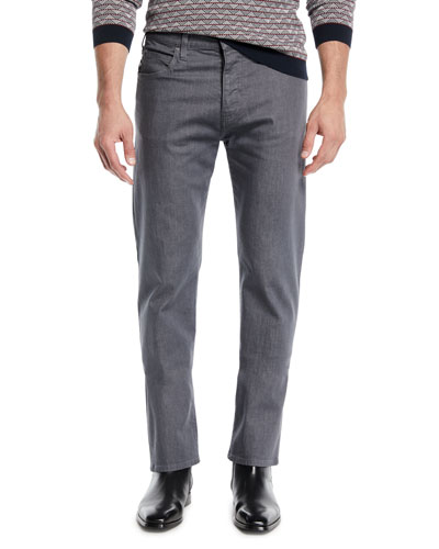 Men's Stretch-Twill 5-Pocket Pants