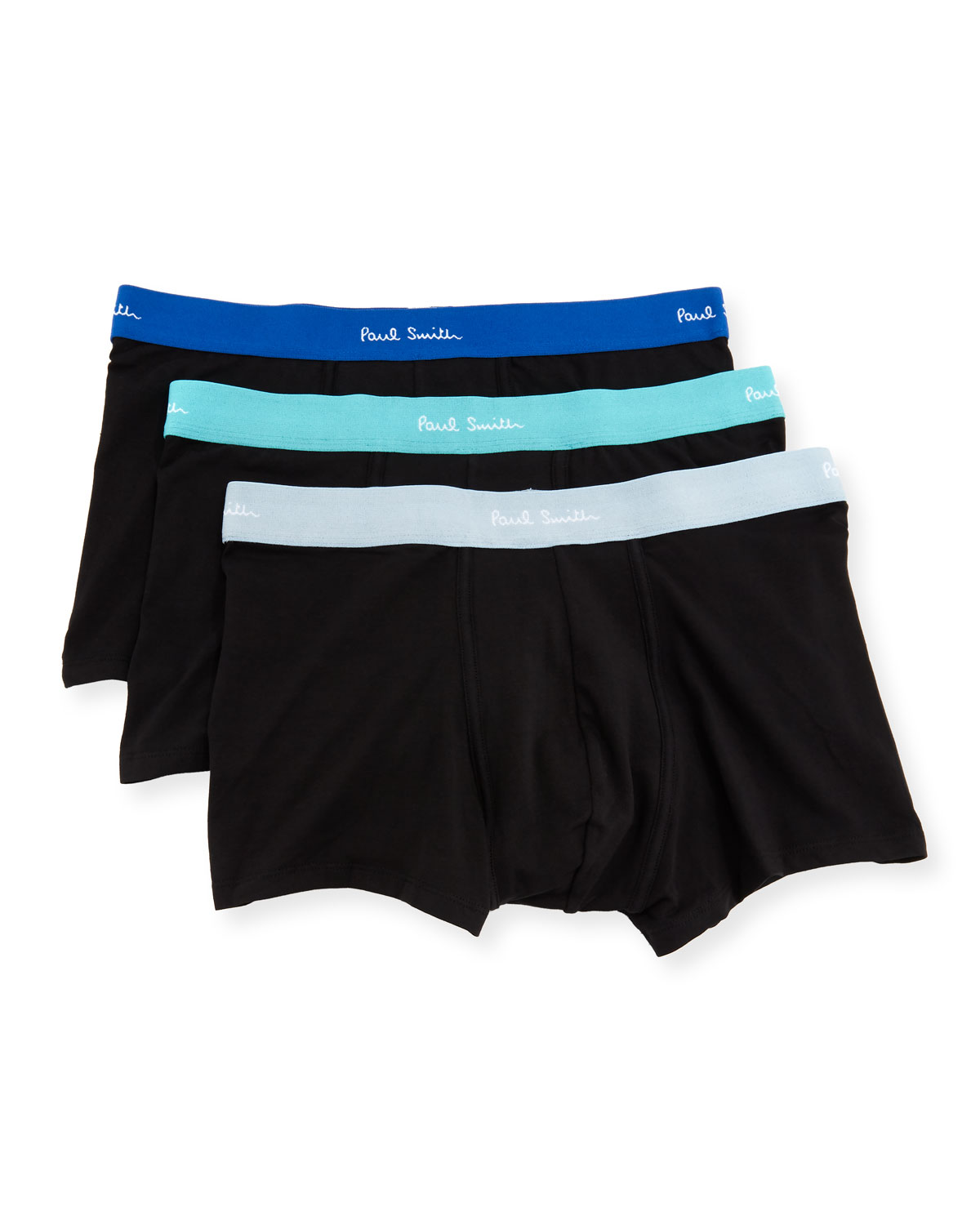 Men's 3-Pack Stretch Trunk Boxer Briefs