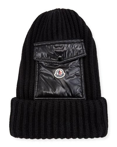 7fb4060015f Ribbed Wool Cap