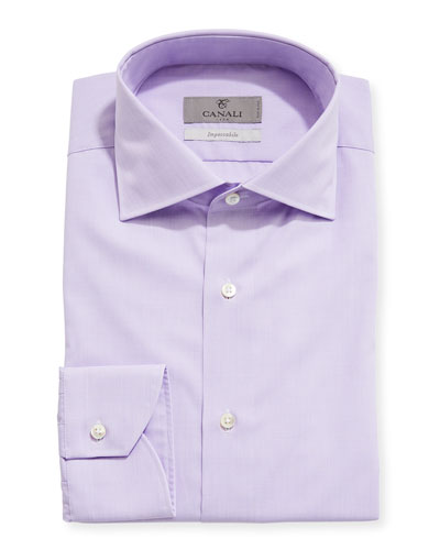 Impeccabile End-on-End Dress Shirt
