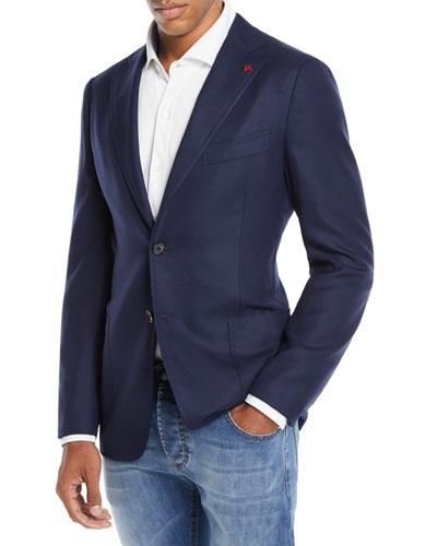 Men's Cortina Wool Blazer