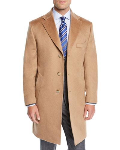 94dd968f09a Quick Look. Neiman Marcus · Men s Cashmere Top Coat