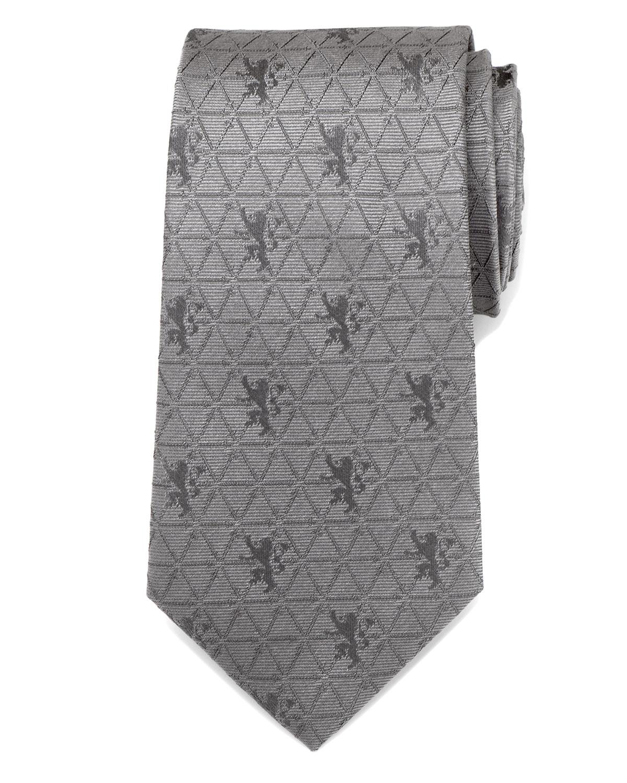 Game of Thrones Lannister Geometric Sigil Silk Tie