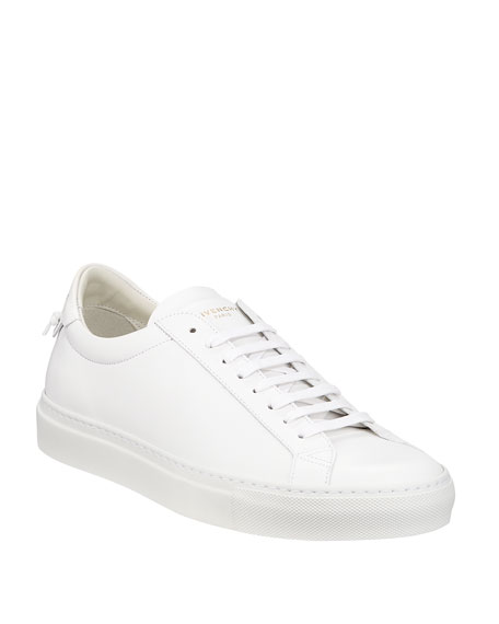 Givenchy Men's Urban Street Leather Sneakers