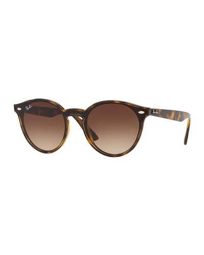 Ray-ban Plastic Round Sunglasses | Neiman Marcus