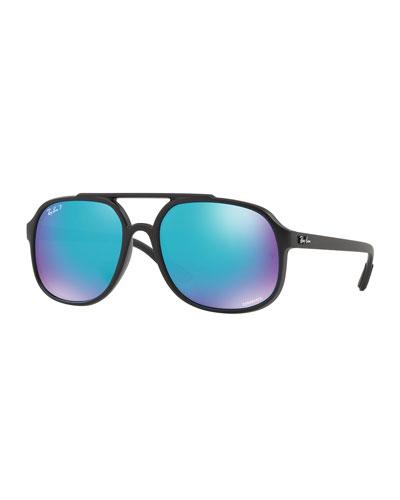 Men's RB4312 Aviator Propionate Sunglasses