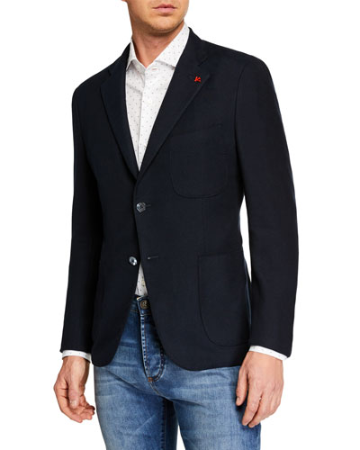 60d45fd0355 Mens Patch Pockets Jacket