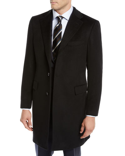 4cb48d09b82 Black Car Coat