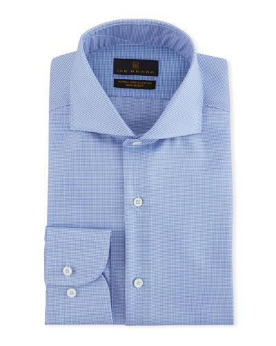 Men's Jeffrey Micro-Pattern Dress Shirt