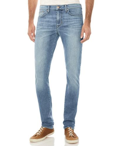 Men's The Slim-Fit Jeans, Medium Blue