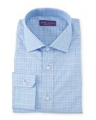 Ralph Lauren Men's Aston Windowpane Dress Shirt