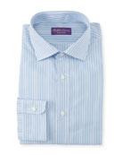 Ralph Lauren Men's Striped Dress Shirt