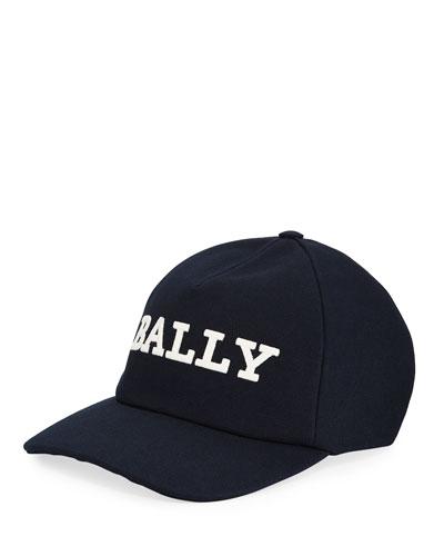 90837961d Canvas Logo Hat | Neiman Marcus
