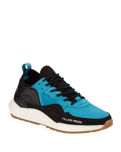7f76f1ec50452 Quick Look. Filling Pieces · Men's Republic Colorblock Runner Sneakers