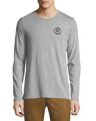 Burberry Men's Jenson Long-Sleeve T-Shirt