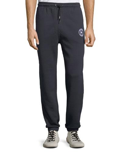 Men's Walford Logo-Detail Sweatpants