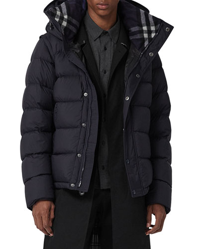 0e61aab74000 Zip Puffer Coat