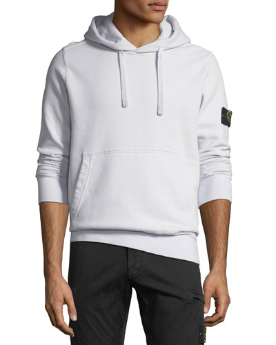 Men's Fleece Pullover Cotton Hoodie