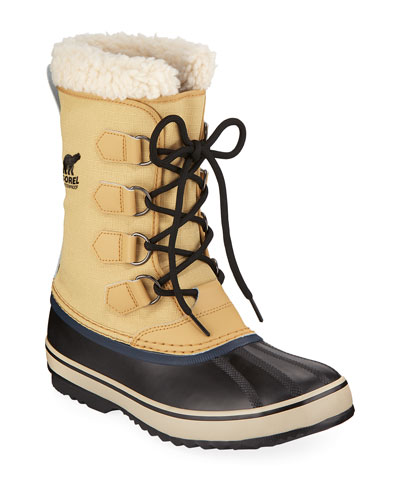 Men's 1964 Sherpa-Lined All-Weather Waterproof Duck Boots