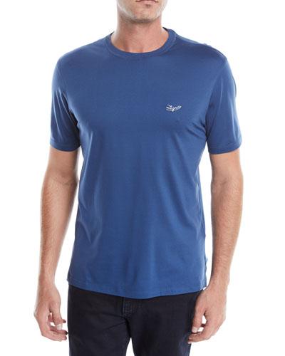 Men's Crewneck Logo T-Shirt