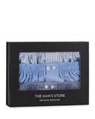 Neiman Marcus Men's 3-Pack Cotton Boxers