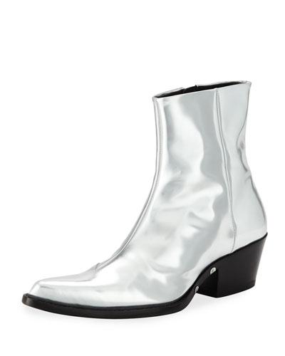Men's Temo 4 Metallic Leather Boots