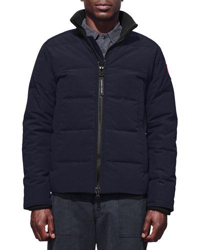 Men's Woolford Down Puffer Jacket