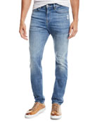 FRAME Men's L'Homme Skinny-Fit Jeans