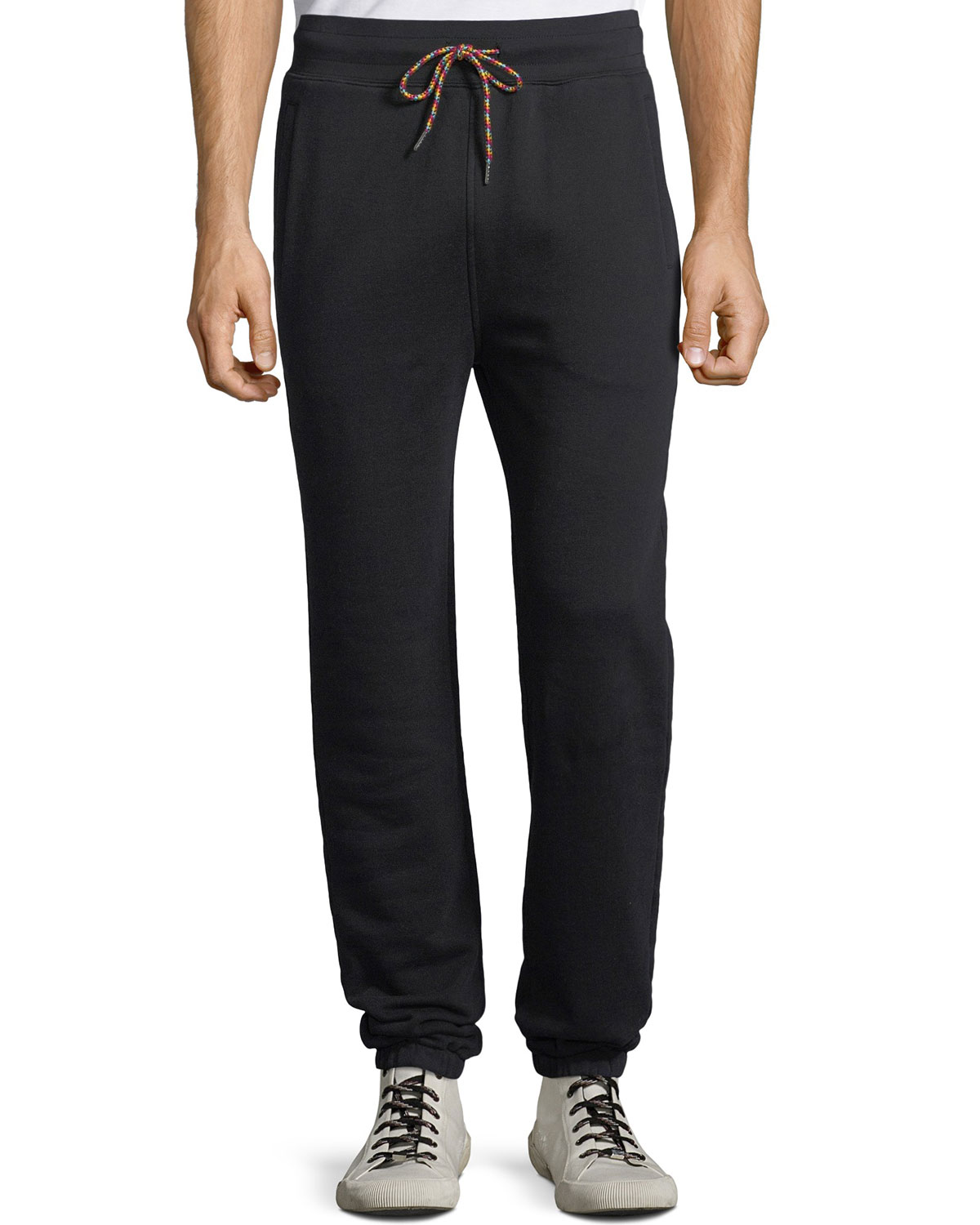 Men's Camp Cotton-Blend Sweatpants
