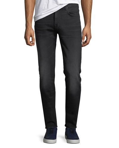 Men's Ryley Straight-Leg Jeans, Andromeda