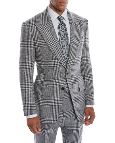 b830c81d81d Quick Look. TOM FORD · Men's Atticus Peak-Lapel ...