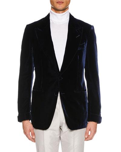 Men's Shelton Base Liquid Velvet Jacket