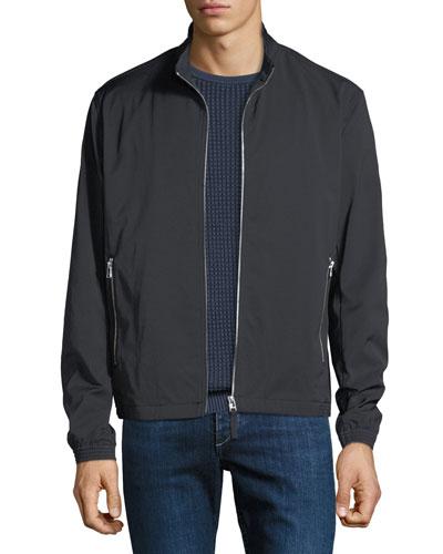 Men's Tremont Neoteric Zip-Front Jacket