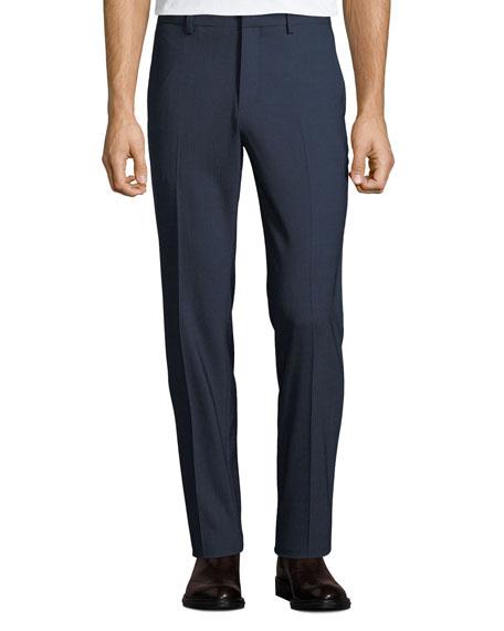 Theory Men's Mayer Broken Check Suiting Pants