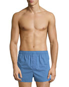 Derek Rose Nelson 66 Modern-Fit Cotton Boxer Shorts
